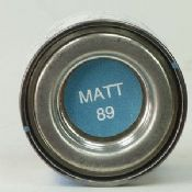 Humbrol 0089 Matt Middle Blue